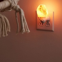 Himalayan Salt Lamp Night Light | Urban Outfitters