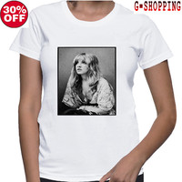 Fletwood mac stevie nicks   Shirts women  stevie nicks  Tee  stevie nicks   Shirt stevie nicks  Long women T Shirts