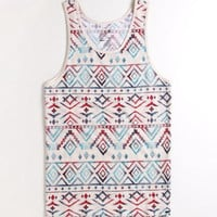 On The Byas Toker Ombre Printed Tank at PacSun.com