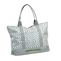 Oregon Ducks NCAA Ikat Tote