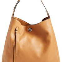 Tory Burch 'Brody' Leather Hobo Bag