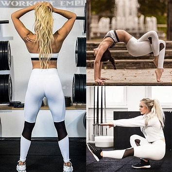 Women Tights Yoga & Running Casual Sport Pants Fitness Wear Tight