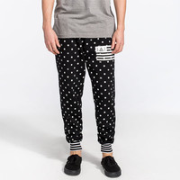 Asphalt Yacht Club Nyjah Huston Rebel Mens Sweat Pants Black  In Sizes