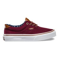 Vans (K) Era 59(T&L)Windsor Wine/Plus
