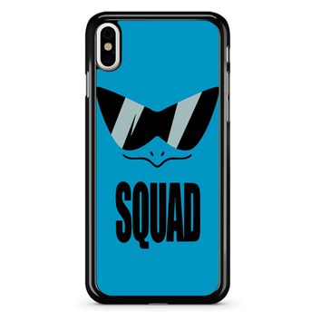 Squirtle Squad iPhone X Case