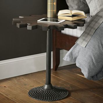 Gear Side Table