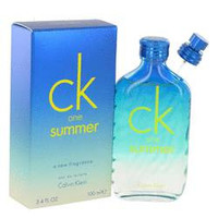Ck One Summer Eau De Toilette Spray (2015) By Calvin Klein