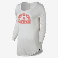 The Hurley Outlaw Classic Women's Shirt.