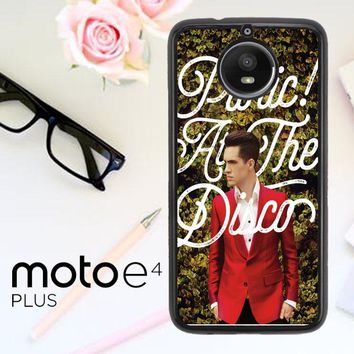 Panic At The Disco Cute X5617 Motorola Moto E4 Plus Case
