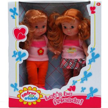 2 piece andrea and friends Case of 12