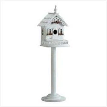 Freestanding Victorian Birdhouse (pack of 1 EA)