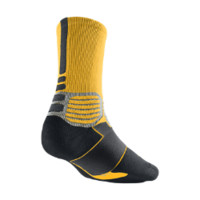 Nike Hyper Elite Crew Basketball Socks - Laser Orange