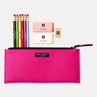 kate spade new york 'becca' pencil case | Nordstrom