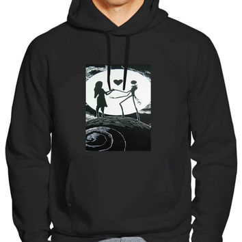 Love The Nightmare Before Christmas d655cf60-428a-43e1-893b-6dc89941cc60 For Man Hoodie and Woman Hoodie S / M / L / XL / 2XL *NP*