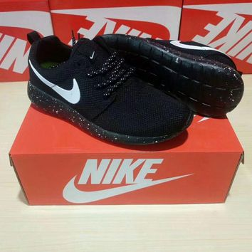 Nike Roshe Run Unisex Sport Casual Classic Galaxy Running Shoes Couple Sneakers