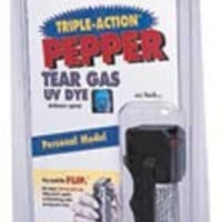 Mace Brand Triple Action Pepper Defense Spray w/ Tear Gas-Personal Model