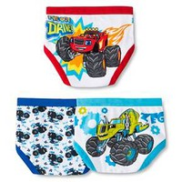 Toddler Boys' Blaze and the Monster Machines Classic Brief - Multi
