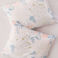 Lillian Floral Sham Set - Urban Outfitters