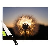 "Skye Zambrana ""Glow"" Cutting Board"