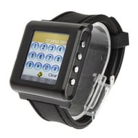 Smart watch mobile phone with Touch Screen support SIM