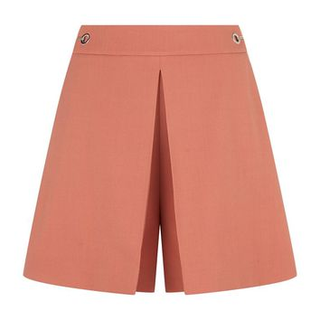 Alexander Wang Pleated Front Shorts | Harrods.com