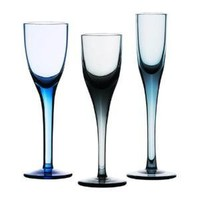 IKEA PS SKOGSSTJ?RNA Snaps/ liqueur glass, set of 3