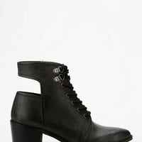 Ecote Cutout Lace-Up Ankle Boot