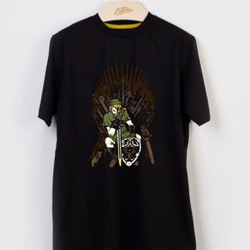 Game Of Thrones Zelda T-shirt Men, Women Youth and Toddler