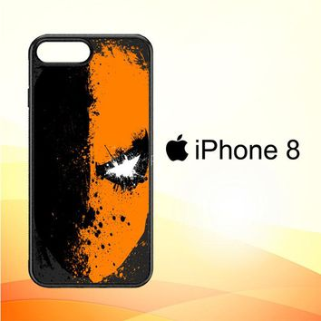 Deathstroke R0154 iPhone 8 Case