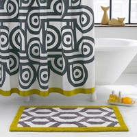 Jonathan Adler Charlie Shower Curtain