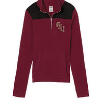 Florida State University Perfect Quarter-Zip - PINK - Victoria's Secret