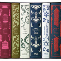 Charles Dickens Penguin Classics, Set of 6, Fiction Books