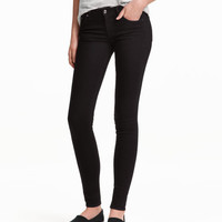 Super Skinny Low Jeans - from H&M