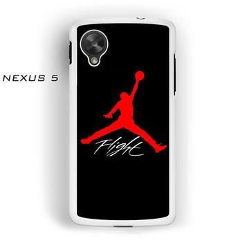 Flight Of Jordan Air For Nexus 4/Nexus 5 Phone case ZG