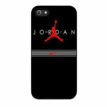 DCCKHD9 Jordan Nike Red iPhone 5s Case
