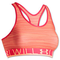 Women's Under Armour Alpha Printed Sports Bra