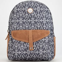 Roxy Carribean Backpack Black One Size For Women 25571110001