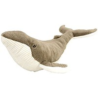 "15"" Humpback Whale Soft Toy"