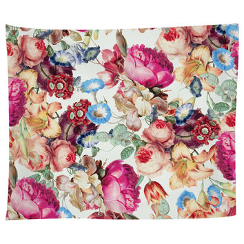 Floral Crush Tapestry
