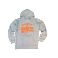 Soffe Athletic Wear Men Tops, Fleece Pull Over Hoodie/Tennessee