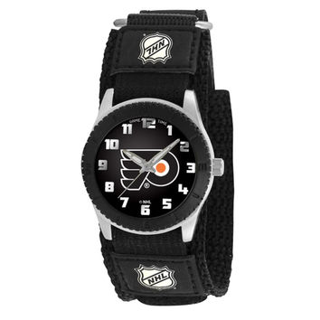 Philadelphia Flyers NHL Kids Rookie Series Watch (Black)