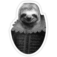 Shakespeare Sloth