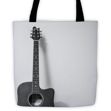 """Acoustic"" Tote bag"