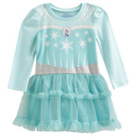 Disney Frozen Costume Toddler Dress