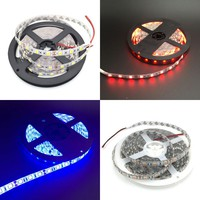 5M 5050 60 LED M SMD LED Strip light 12V RGB 5050 Flexible Led light