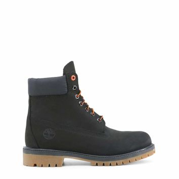 Timberland Premium-Boot Men Black Ankle boots - Oot Men Black Ankle Boots