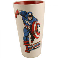 Captain America 3D Ceramic Mug - 18oz. Your favorite online gift shop!