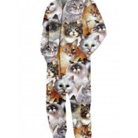 Stupid Cats Onesuit