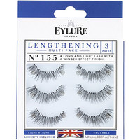 Naturalite Natural Texture Eyelashes Triple-pack 155