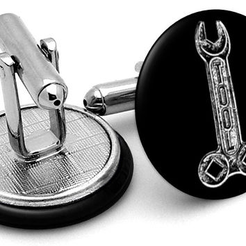 Tool Logo Alternate Cufflinks